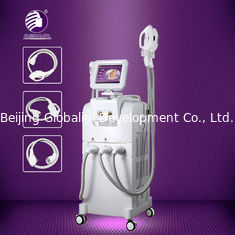 US601F Skin Rejuvenation Beauty Equipment , Laser Hair Removal Machine For Beauty Salon