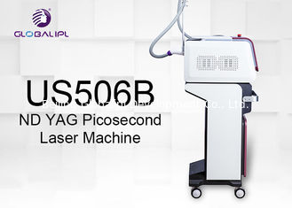 Safety Pico Second Laser Machine For Tattoo Removal Pigment Removal