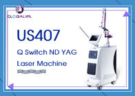 Q- Switch ND YAG Laser Machine Color Tattoo Removal 1064nm 532nm