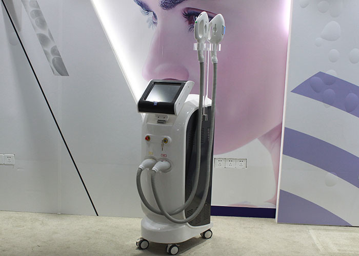 Professional Design 3000W SHR IPL Machine With Air Cooling Shr And Opt Technology