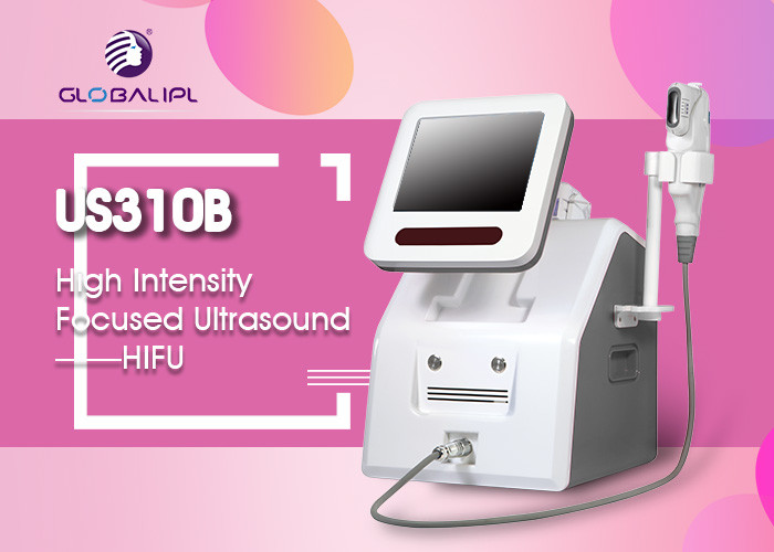 "3.2MHz Frequency Wrinkle Remover Machine With 10 "" Color Touch LCD Screen"