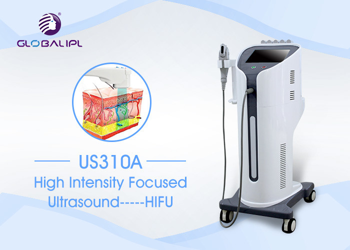 Popular Hifu Machine Fast Wrinkle Removal Face Lift Double Chin Removal Body Shaping Machine