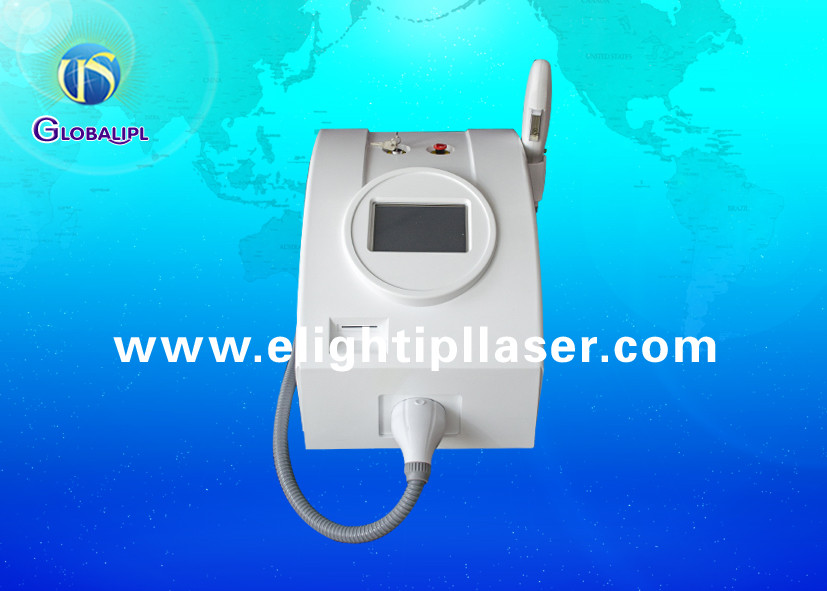 Wrinkle Removal IPL Hair Removal Machine , Acne Removing With Cooling System