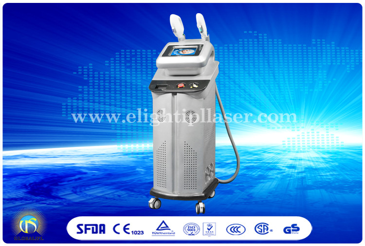 IPL Permanent Hair Removal Equipment Permanent Cooling System