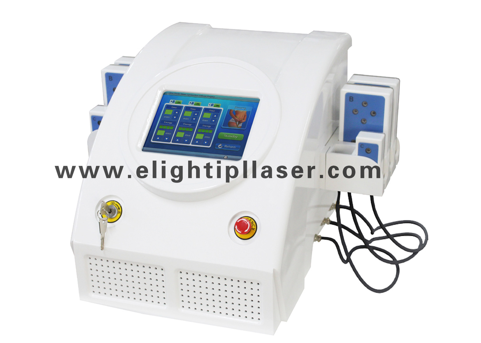 Lipo Slimming Fat Burning Laser Machine