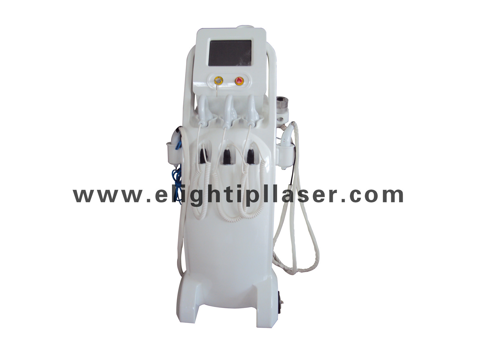 Tripolar Fat Reduction Ultrasonic Cavitation Slimming Machine Custom